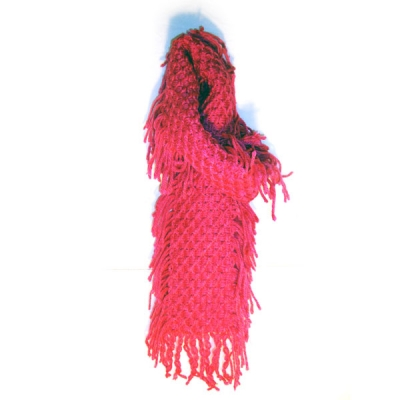 Sciarpa con frange - Vari colori