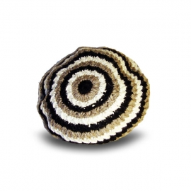 Cappello basco di lana bohemien