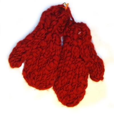 Moffole di lana - Vari colori