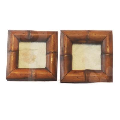 Cornice in bamboo 12x12