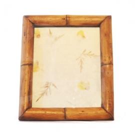 Cornice in bamboo 26x30