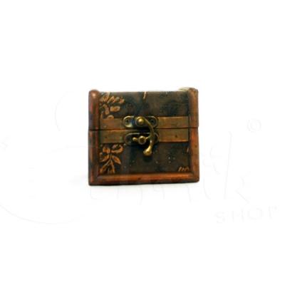 Scatola di legno - cofanetto porta gioie