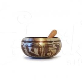 Singing bowl - campana tibetana - diametro 20cm