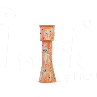 Vuvuzela in legno decorato