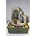 Fontana Zen Buddha con led e sfera