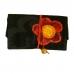 Porta tabacco bustina trousse pochette fatta a mano Flower