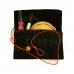 Porta tabacco bustina trousse pochette fatta a mano Love