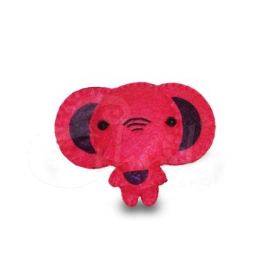 Spilla animaletto elefantino - Vari colori