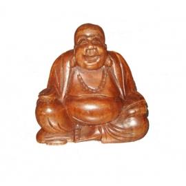 Statuetta Buddah Panciuto  - altezza 8cm
