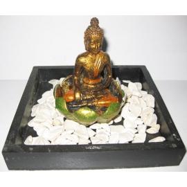 Buddha giardino Zen