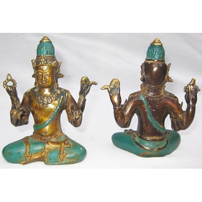 Statuetta Shiva in meditazione
