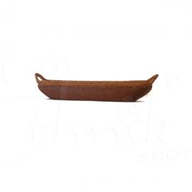 Svuota tasche in legno e corda - piccolo - 54cm